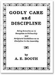 Godly Care and Discipline