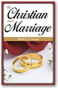 The Christian and Marriage