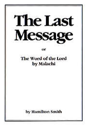 The Last Message
