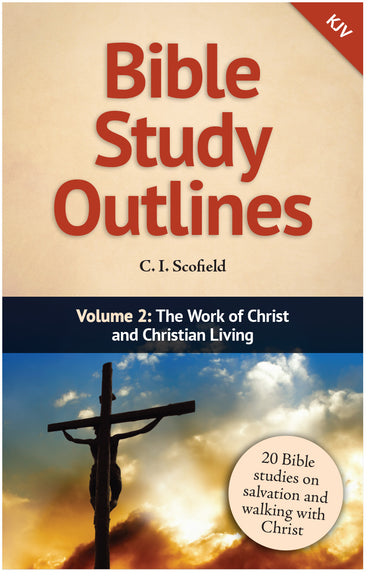 Bible Study Outlines, Volume 2