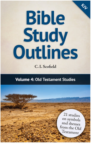 Bible Study Outlines, Volume 4