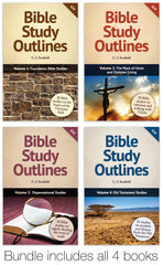 Bible Study Outlines