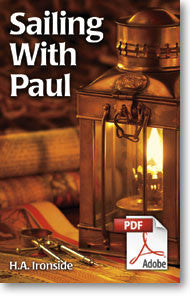 Sailing With Paul (Printable eBook)