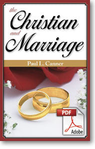 The Christian and Marriage (Printable eBook)