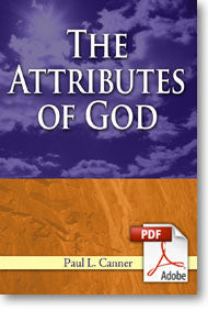 The Attributes of God (Printable eBook)