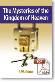 The Mysteries of the Kingdom of Heaven (Printable eBook)