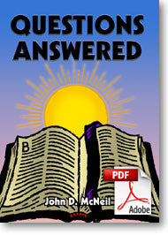 Questions Answered (Printable eBook)