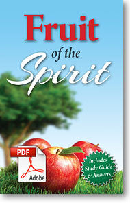 Fruit of the Spirit (Printable eBook)