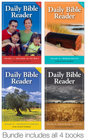 Daily Bible Reader Bundle (OLD VERSION)