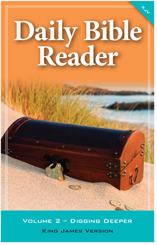 Daily Bible Reader, Volume 2 (OLD VERSION)