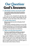 Our Questions, God's Answers
