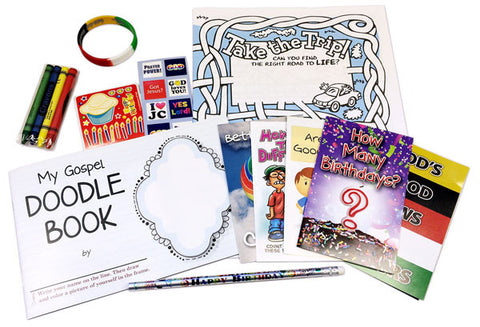 Children's Gospel Activity Pack