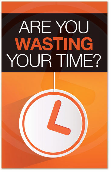 Are You Wasting Your Time? (Preview page 1)