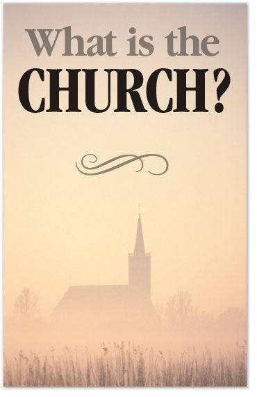 What is the Church? (Preview page 1)