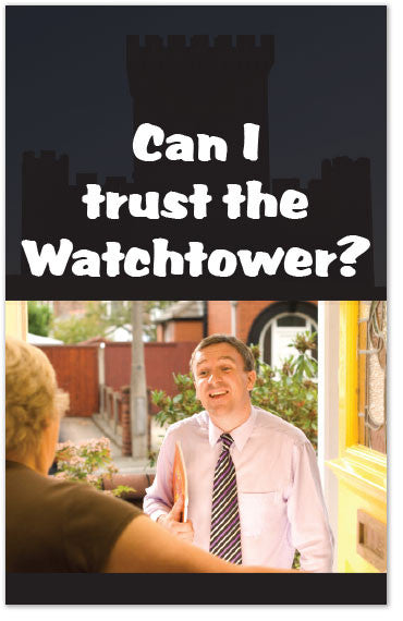 Can I Trust the Watchtower?