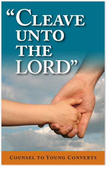 """Cleave Unto The Lord"" (Preview page 1)"