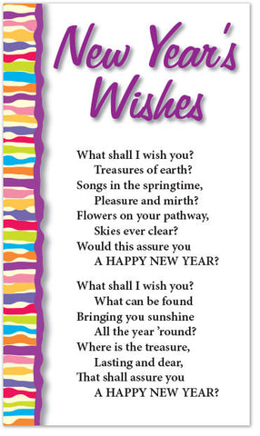 New Year's Wishes (Preview page 1)