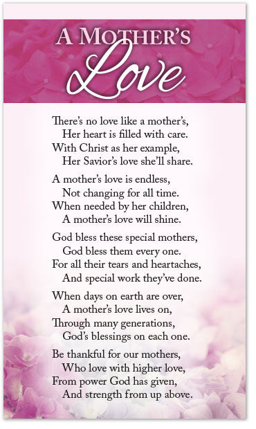 Motherhood Poems 3