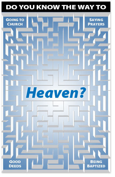 Do You Know the Way to Heaven? (Preview page 1)