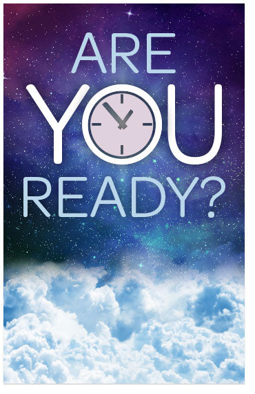 Are You Ready?