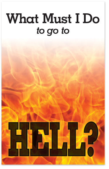 I Must Have Coffee: What Must I Do To Go To Hell?