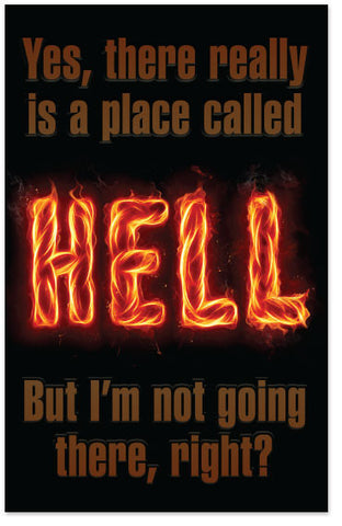 Yes, There Really Is a Place Called Hell (Preview page 1)