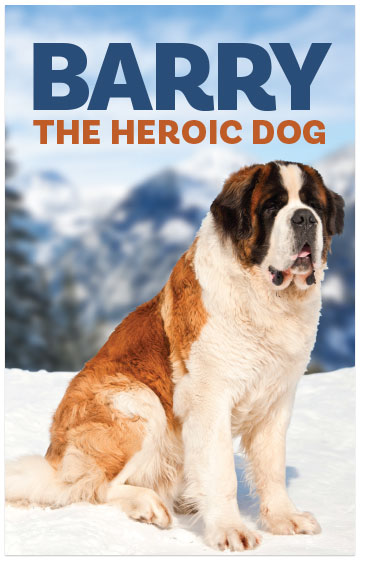 Barry The Heroic Dog