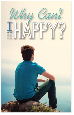 Why Can't I Be Happy? (Preview page 1)