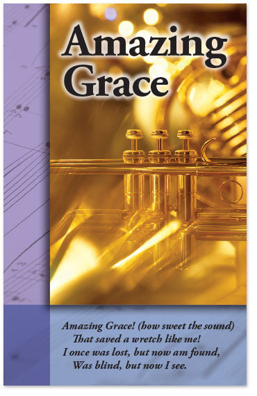 Amazing Grace (Preview page 1)