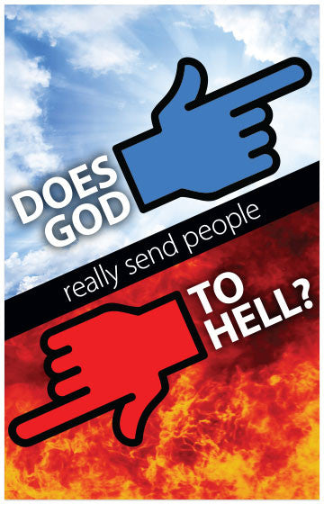 Does God Really Send People to Hell?