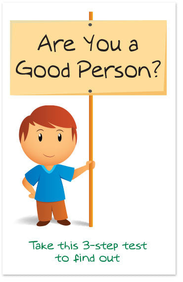 Are You A Good Person? (Preview page 1)