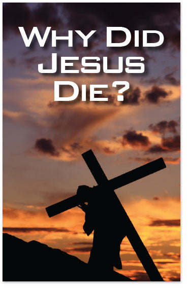 why did jesus die atonement The day of atonement was a shadow of the coming work of christ on  just as  christ's death has once and for all removed our sins from us.
