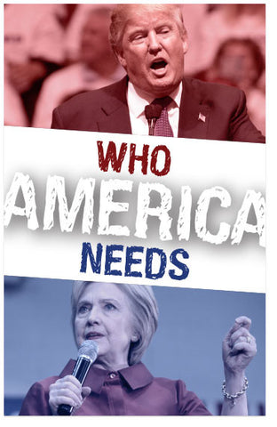 Who America Needs (Cover C)