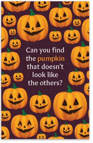 image relating to Pumpkin Gospel Printable identified as Halloween Tracts Periods With The E-book