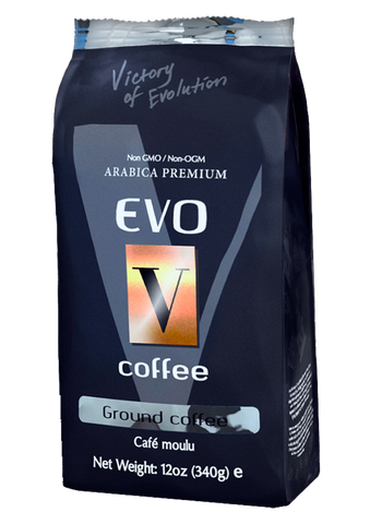 Evo Coffee - Ground Coffee