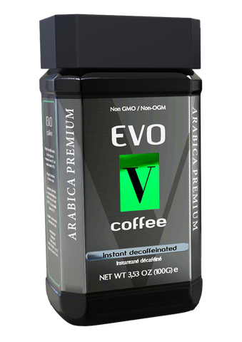 Evo Coffee - Instant Decaf Coffee