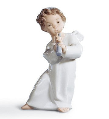 ANGEL WITH FLUTE 01004540