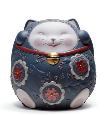 MANEKI NEKO II (BLUE) 01008529