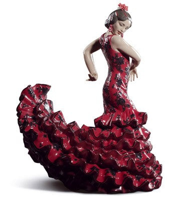 FLAMENCO FLAIR RED 01008765
