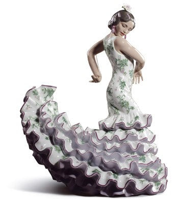 FLAMENCO FLAIR GREEN/PURPLE 01008766