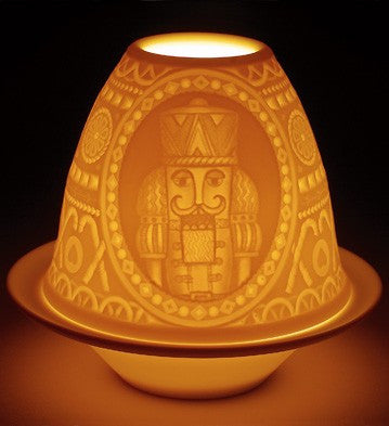 LITHOPHANE VOTIVE LIGHT - NUTCRACKER 1017321