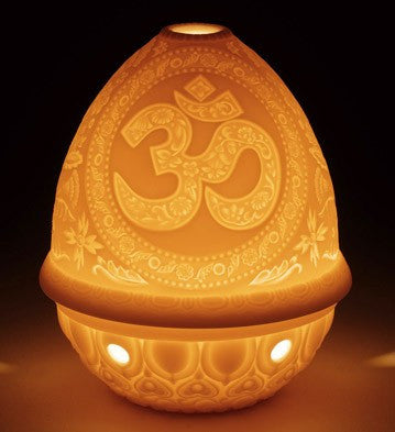 LITHOPHANE VOTIVE LIGHT - OM 1017335