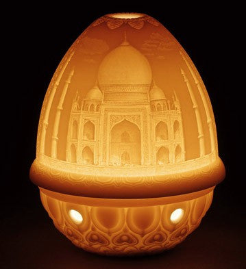 LITHOPHANE VOTIVE LIGHT - TAJ MAHAL 1017360