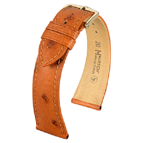 Massai Genuine Ostrich Watch Strap