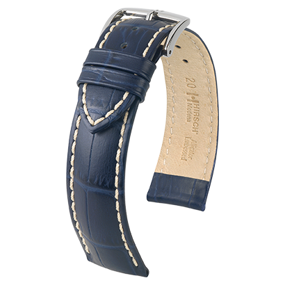 Modena Leather Watch Strap