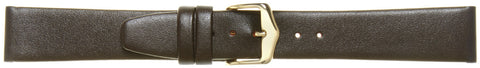 Unstitched Calf Leather Watch Strap LS1301