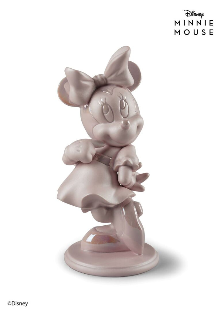 MINNIE MOUSE PINK  01009419