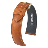 Camelgrain Leather Watch Strap