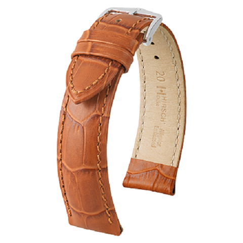 Duke Leather Watch Strap