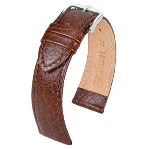 Highland Leather Watch Strap